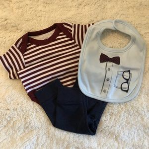 3-Piece Baby Outfit